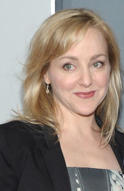 Geneva Carr at the New York premiere of &quot;Rosencrantz and Guildenstern Are Undead.&quot;
